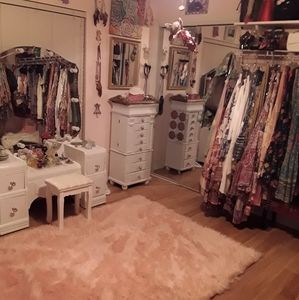 MY DREAM CLOSET!! Spell, and only Spell!!